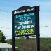 Herkimer County Fairgrounds LED Sign Location